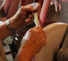 Artisan coutelier en Livradois-Forez Auvergne