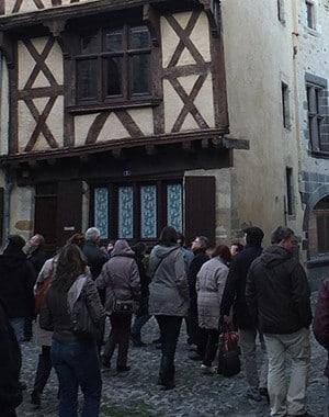 Visites guidées et balades nature et patrimoine du Livradois-Forez en Auvergne