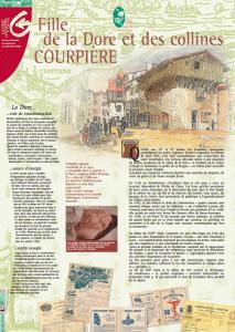 Guide des visites de Courpière