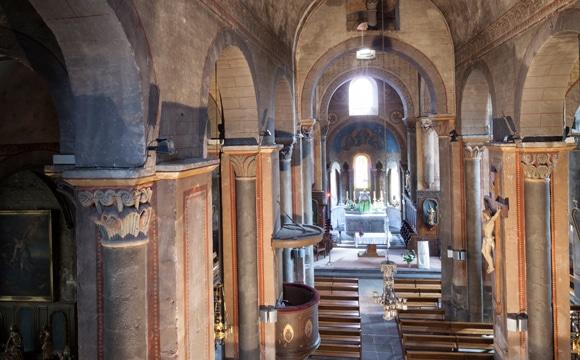 Eglise de Courpière