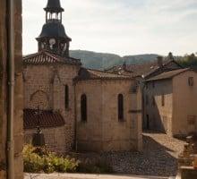 Le Bourg d'Olliergues