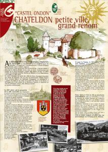 Guide des visites de Châteldon
