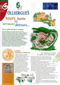 Guide des visites d'Ollièrgues