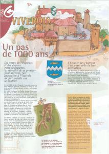 Guide des visites de Viverols