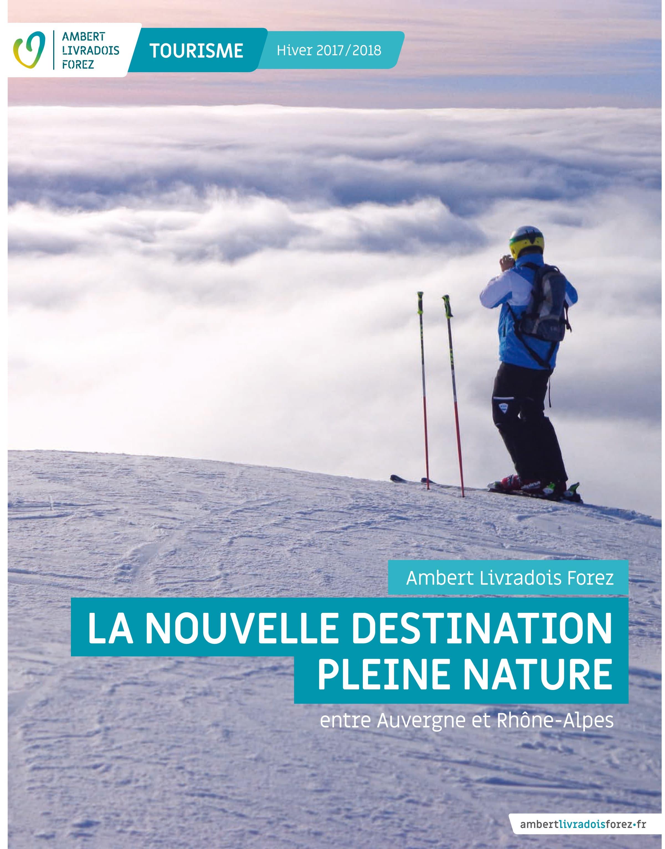 brochure neige
