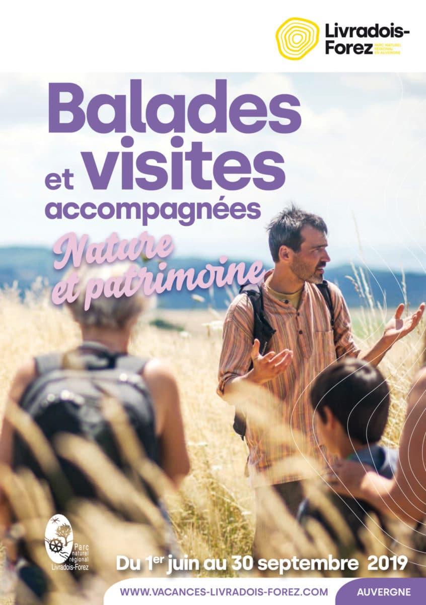 Balades et visites accompagnées