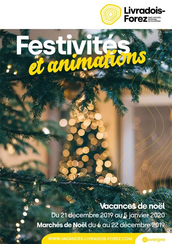 Catalogue des animations et festivités Noël 2020