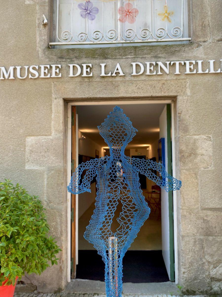 Stage Enfant Musée de la Dentelle – Arlanc