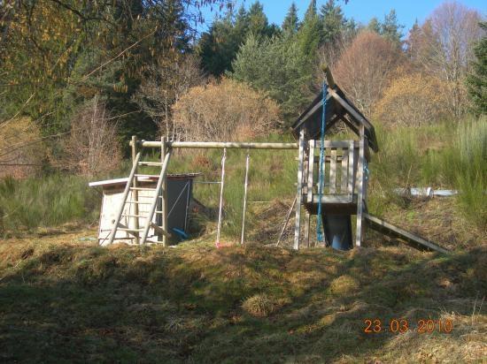 Yourtes et cabanes de la Vallée de l'Ance