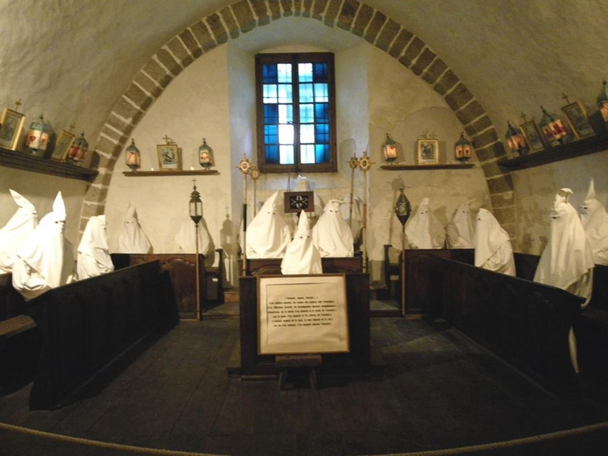 Chapelle des Penitents blanc