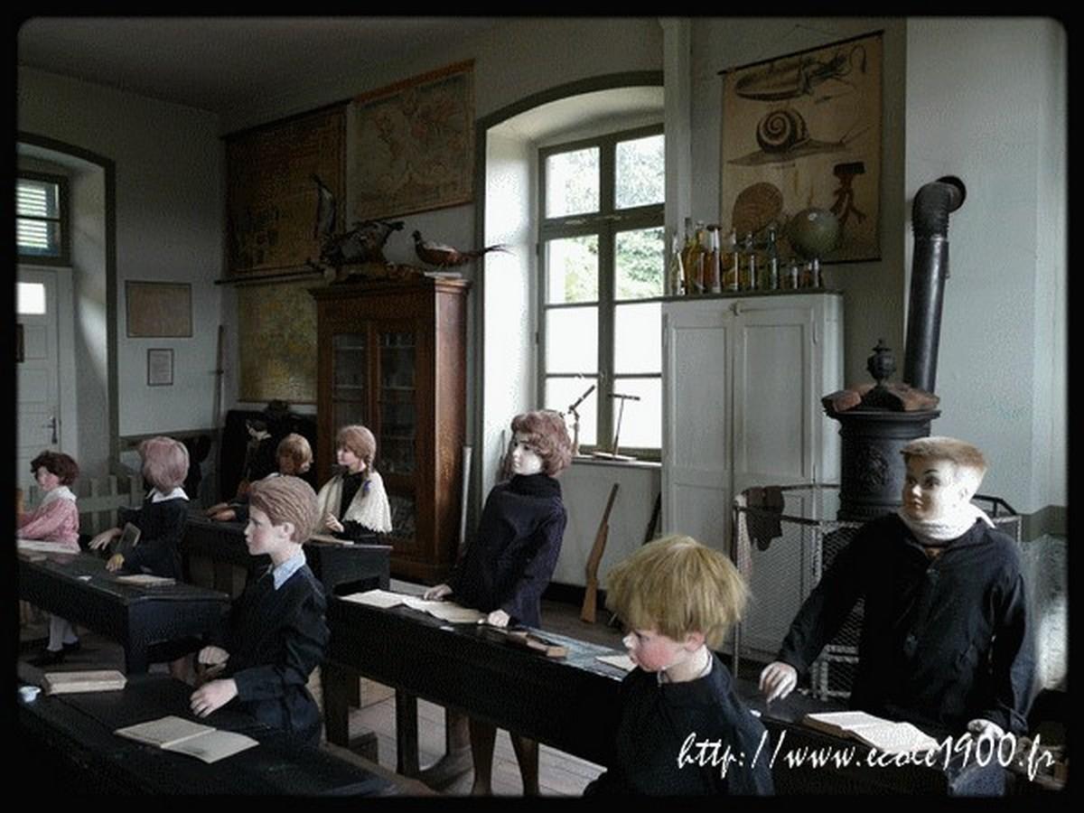 Musée de l'Ecole 1900