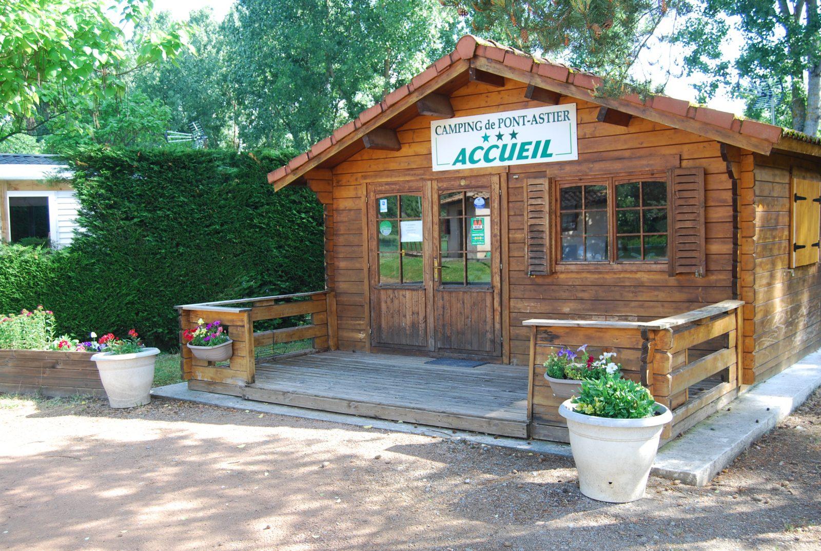 Camping de Pont-Astier