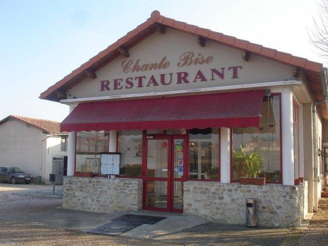 Restaurant Chante Bise