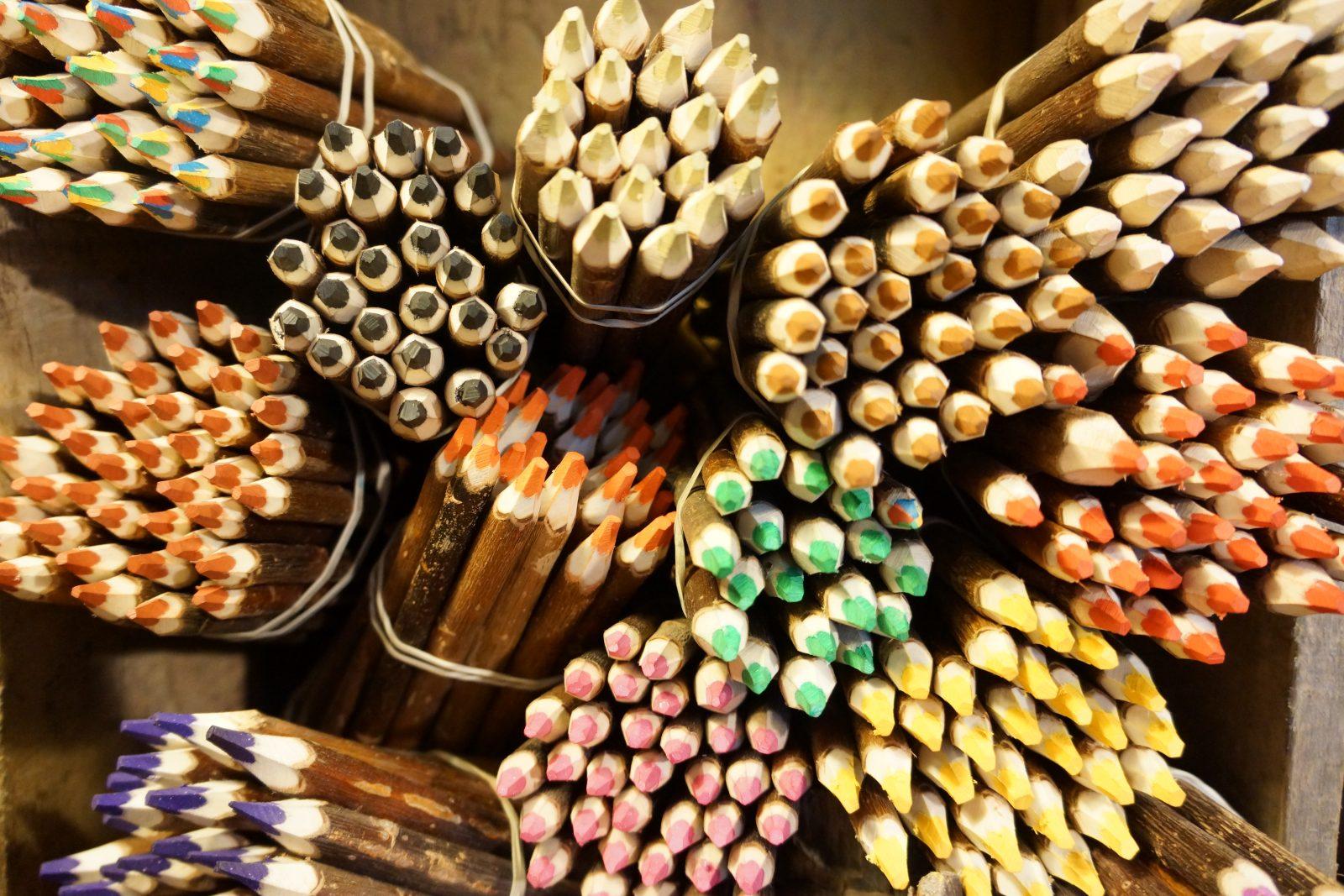 L'ïle aux Crayons