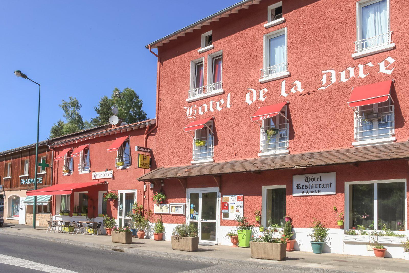 Hôtel-Restaurant de la Dore