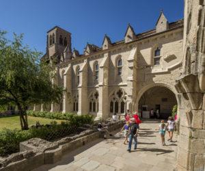 SEJ_De la Chaise-Dieu au Puy-en-Velay – abbaye de la Chaise-Dieu 3