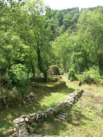 Issandolanges – Les jardins