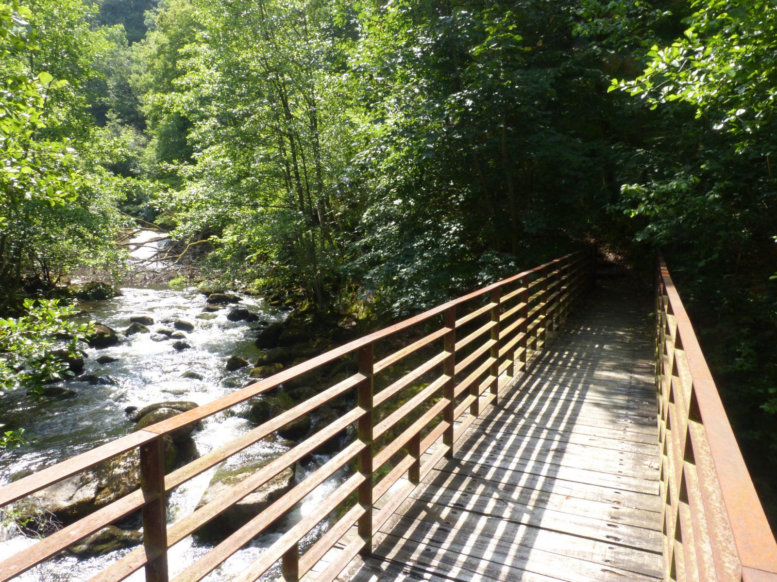 pont de la vallée des rouets