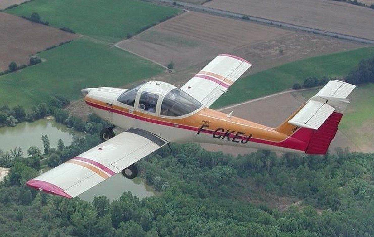 Aéroclub du Livradois-forez – Avion