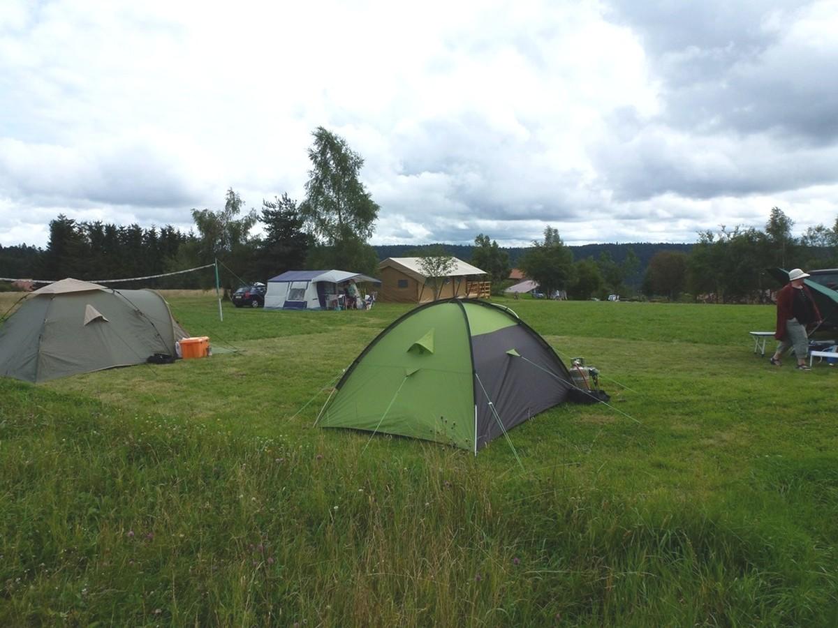 Mini-Camping Les Deux-Frères