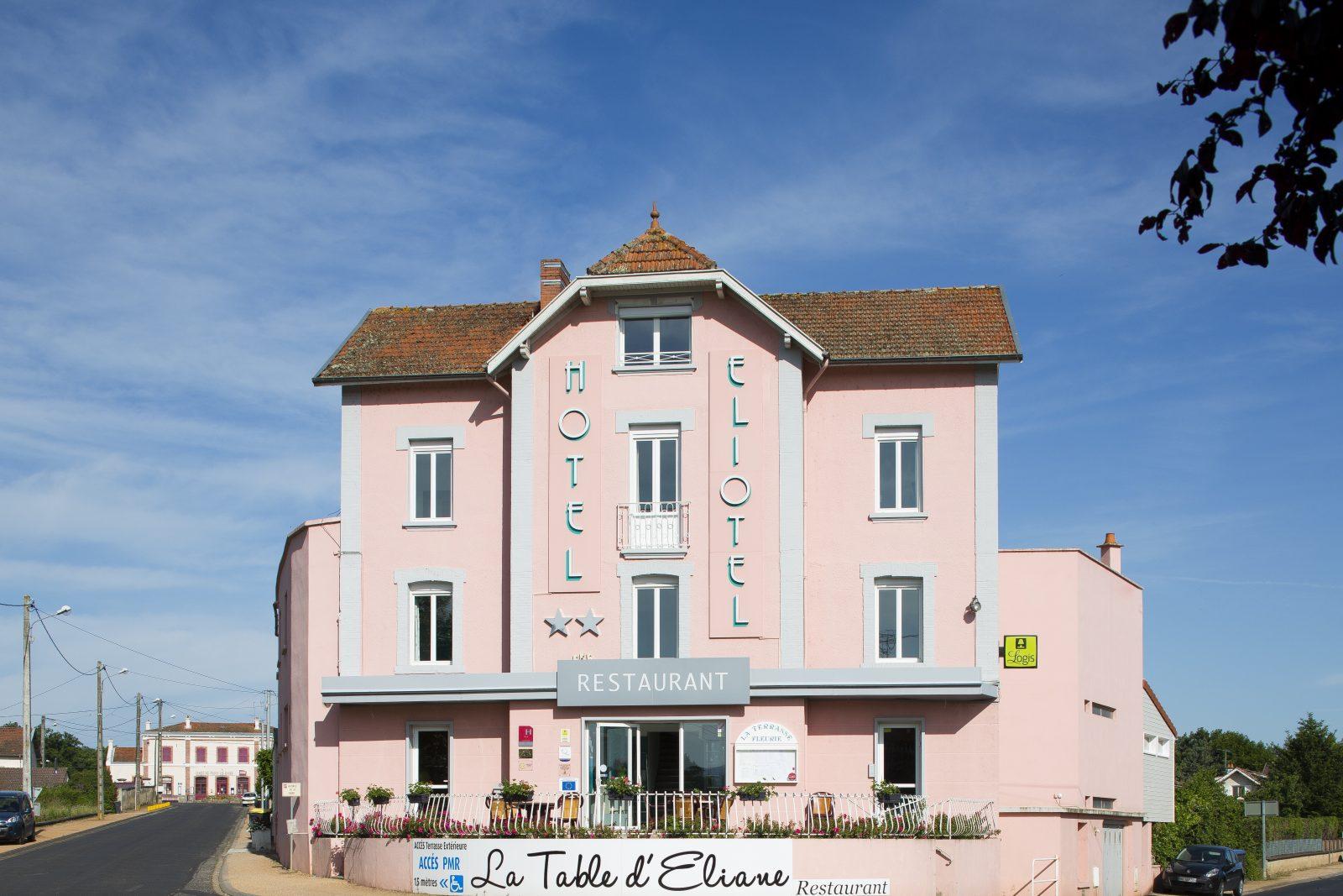 Hôtel Éliotel