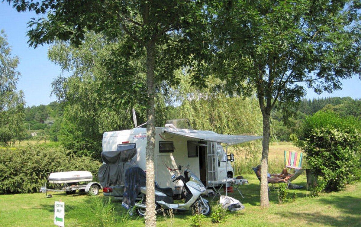 Camping municipal Les Taillades
