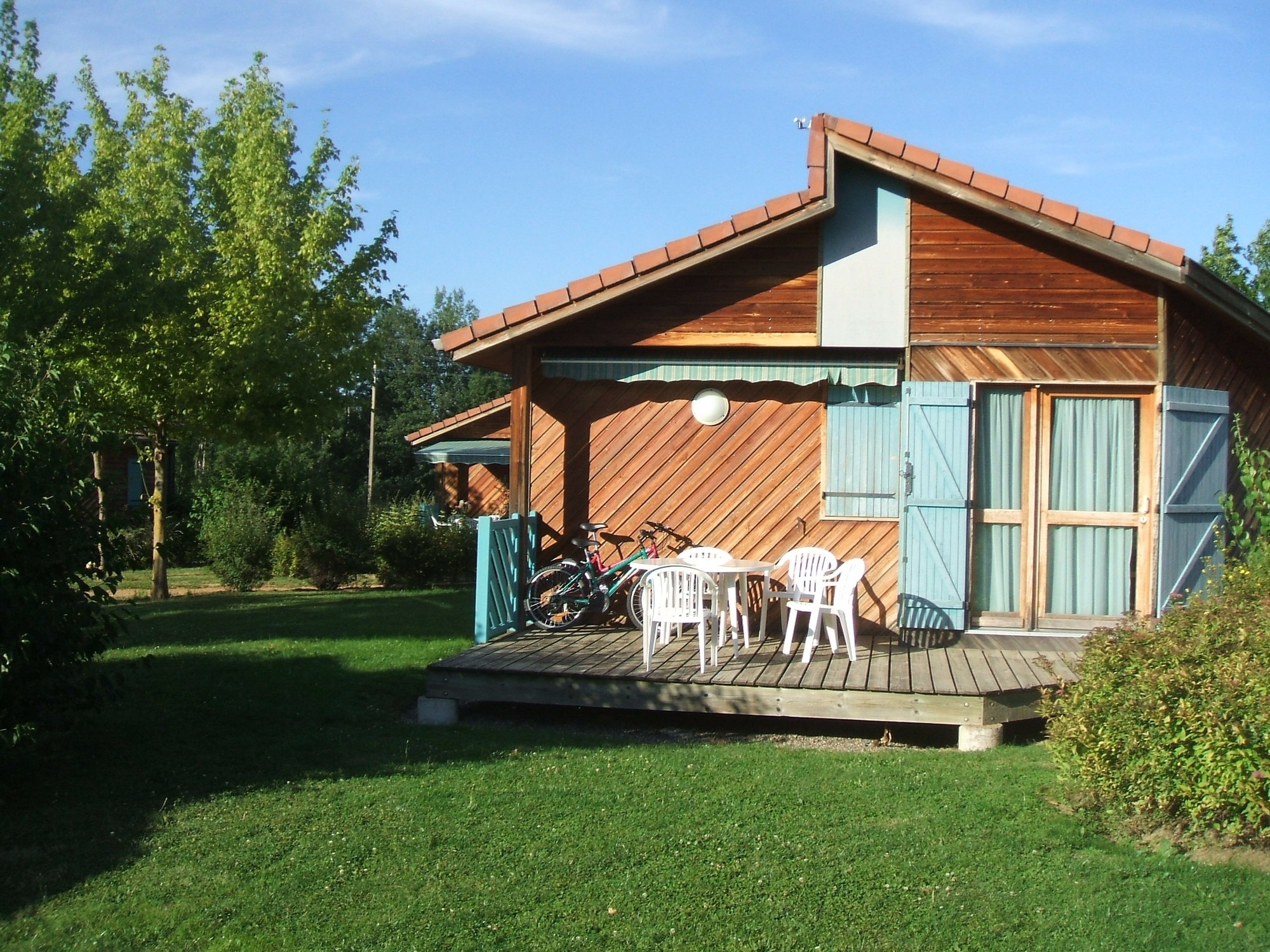 Camping municipal Le Colombier