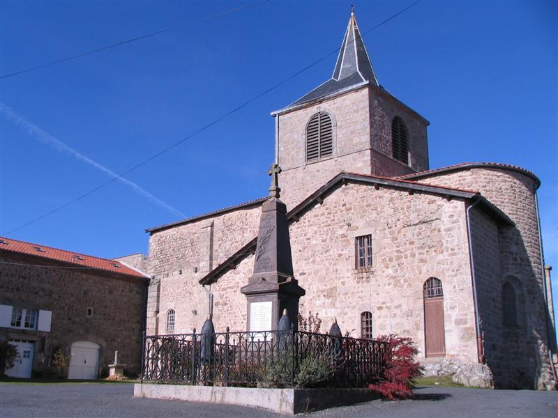Eglise de La Chaulme