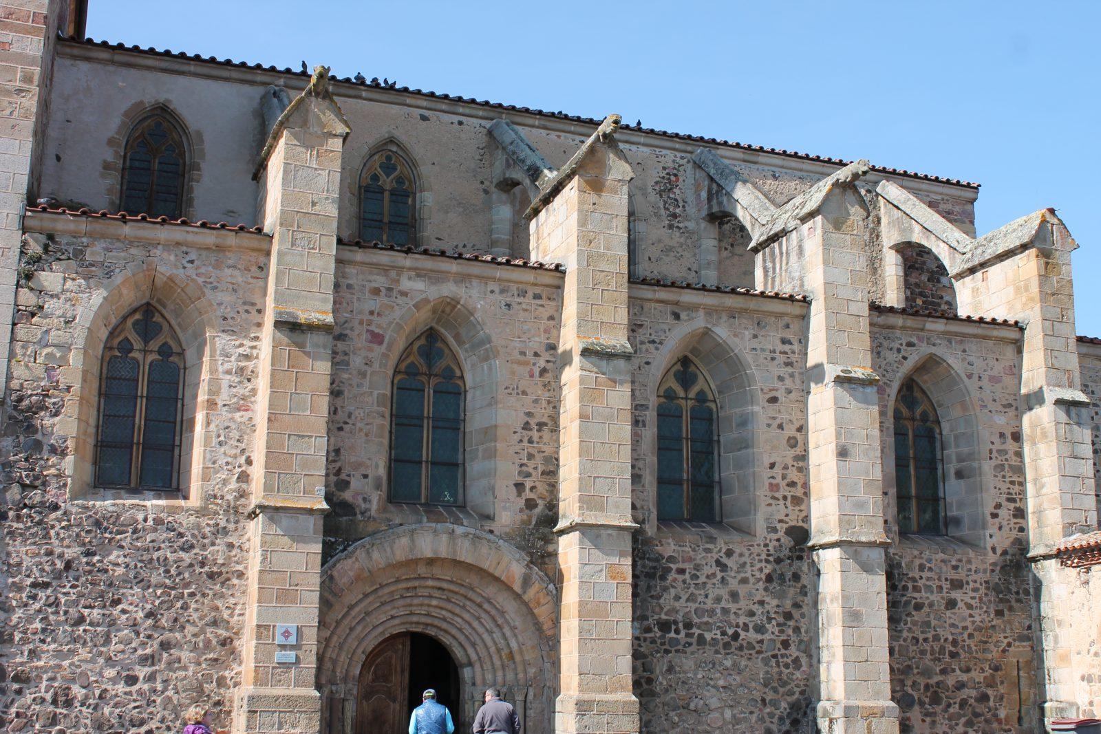 Abbatiale Saint Sébastien