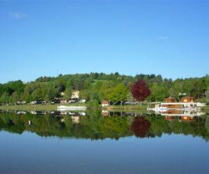 Lac de Saint Remy sur Durolle