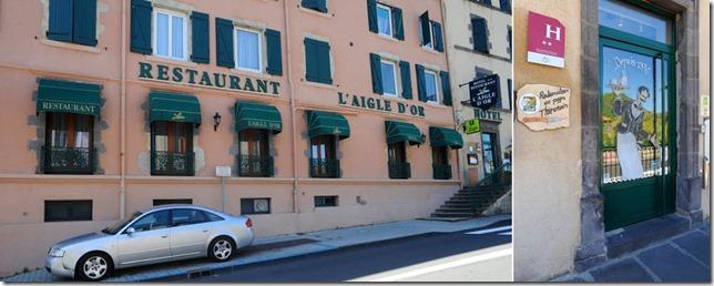 Hôtel-restaurant l'Aigle d'Or