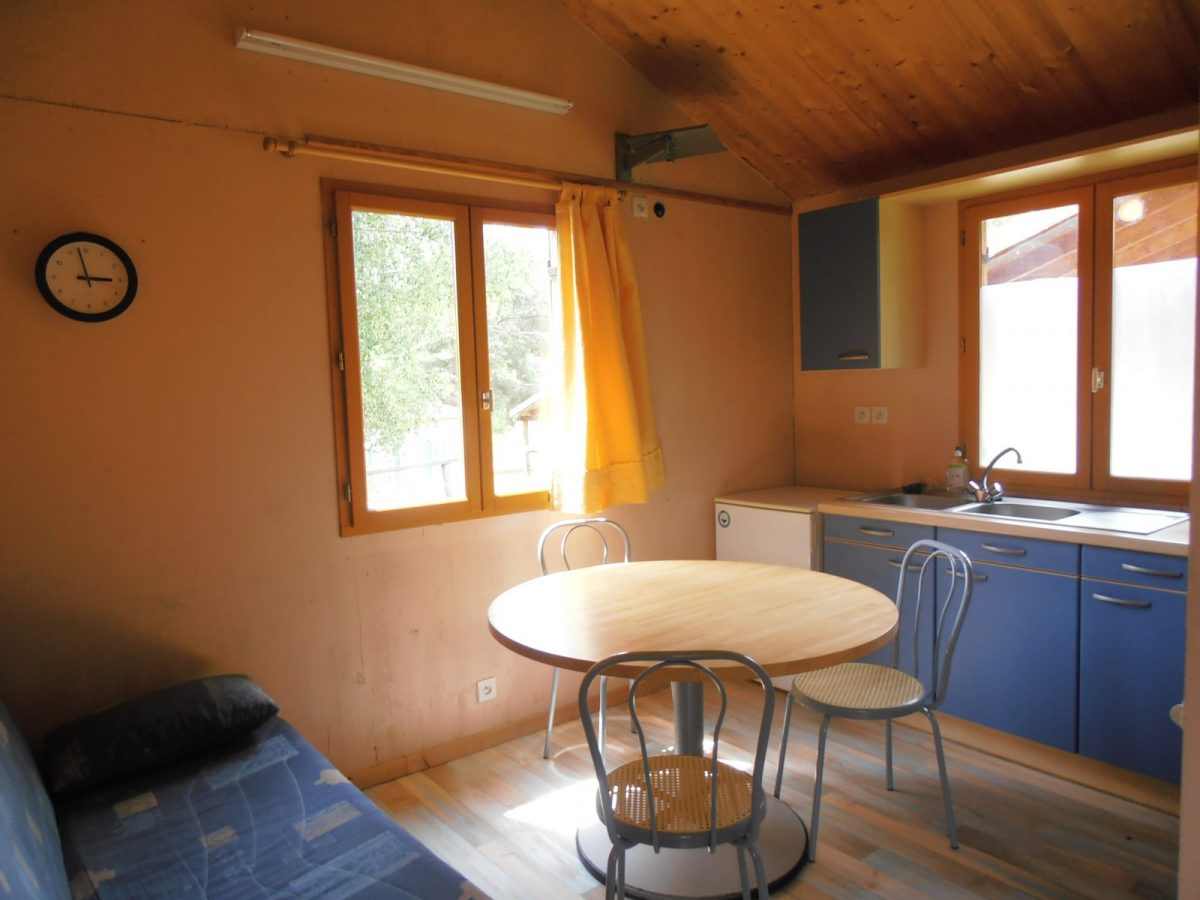 salon salle à manger Chalet