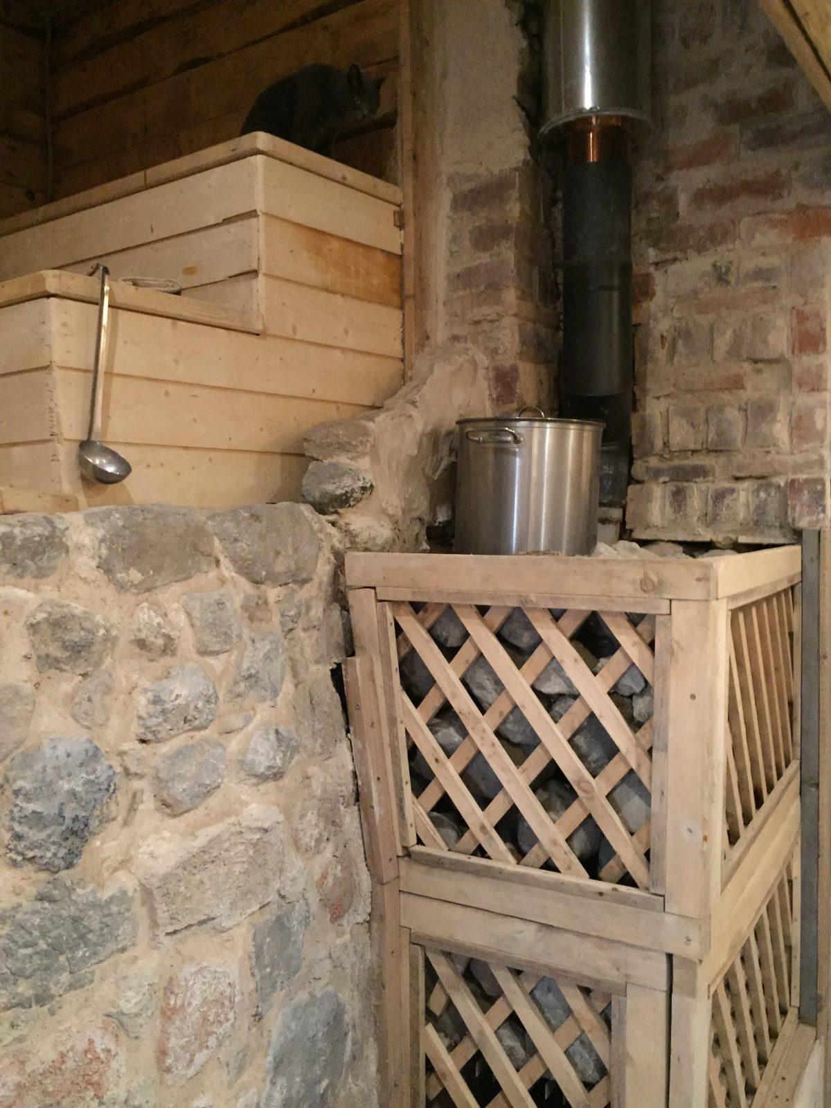Banya : sauna russe