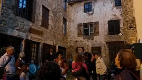 Viverols, bourg médiéval dans tous les sens – Visite guidée