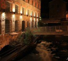 Visite guidée nocturne : Thiers, la vallée des usines aux lumières