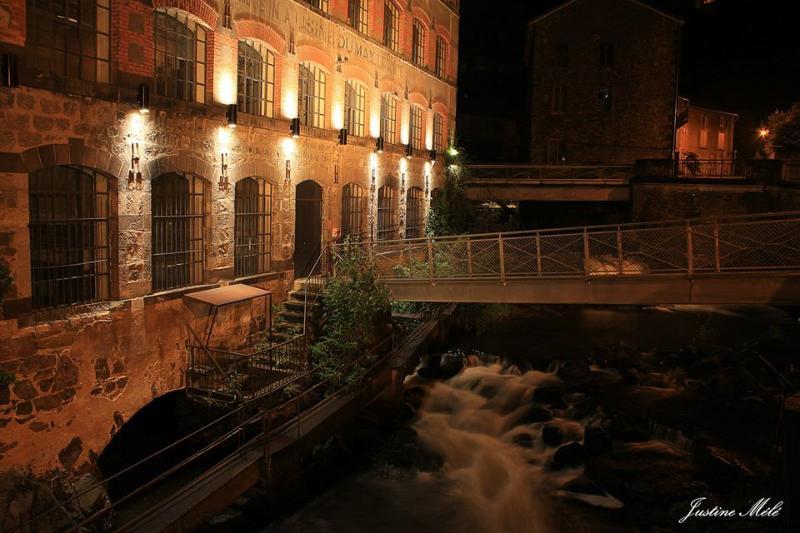 Visite guidée nocturne : Thiers, la vallée des usines en lumières