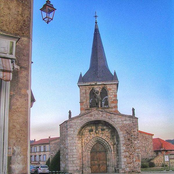 Eglise de Noirétable