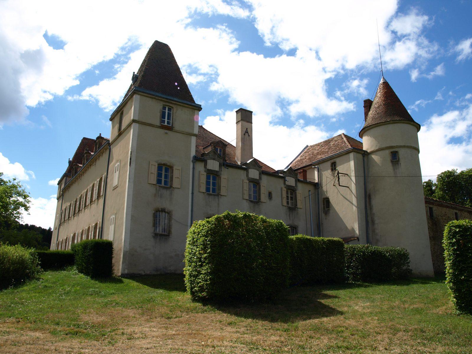 Le château de Liberty
