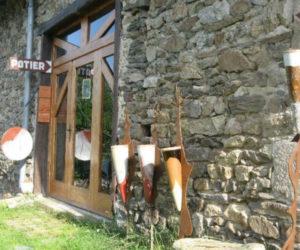Entrée poterie
