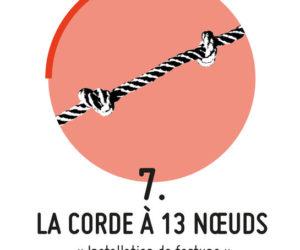 Corde à 13 noeuds