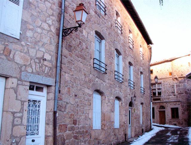 Gîte de la mairie de Viverols