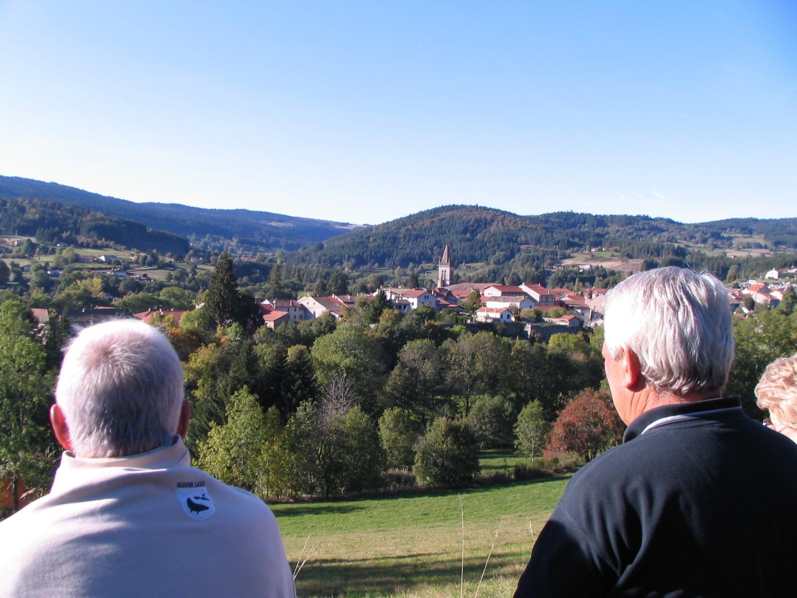 Saint-Anthème : un village, une histoire – Visite guidée
