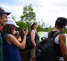 Olliergues au crépuscule – Visite guidée