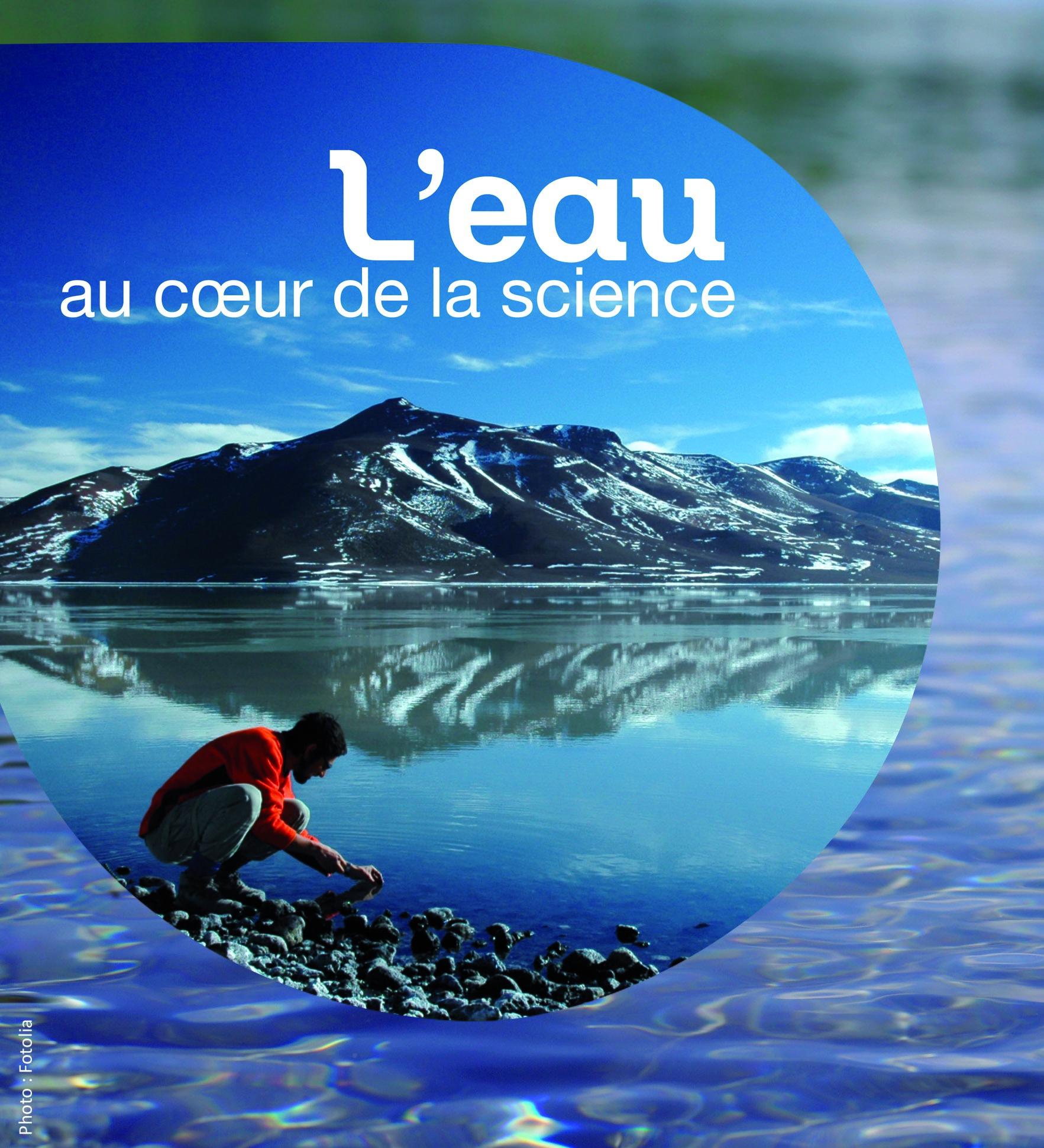 Exposition L'eau au cœur de la science