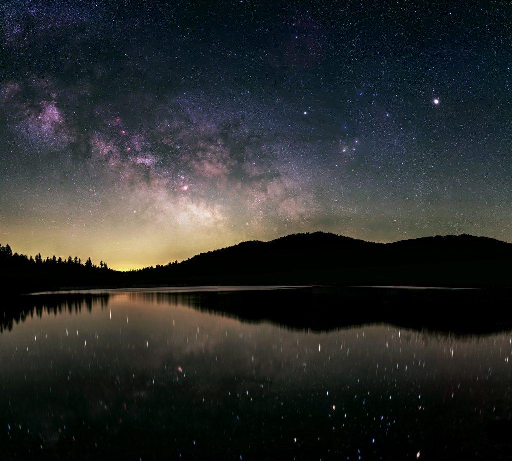 Pluie d'étoiles sur Malaguet