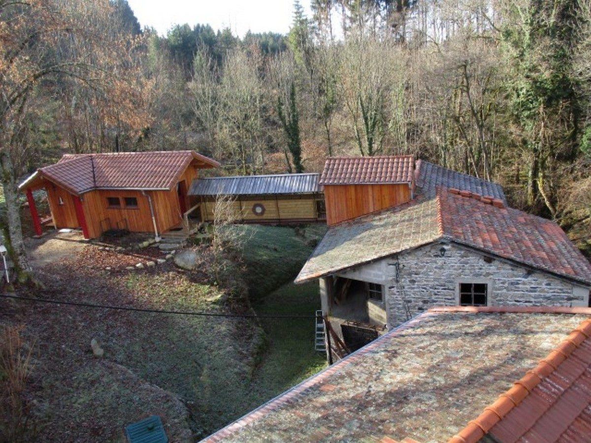 La Passerelle du Moulin