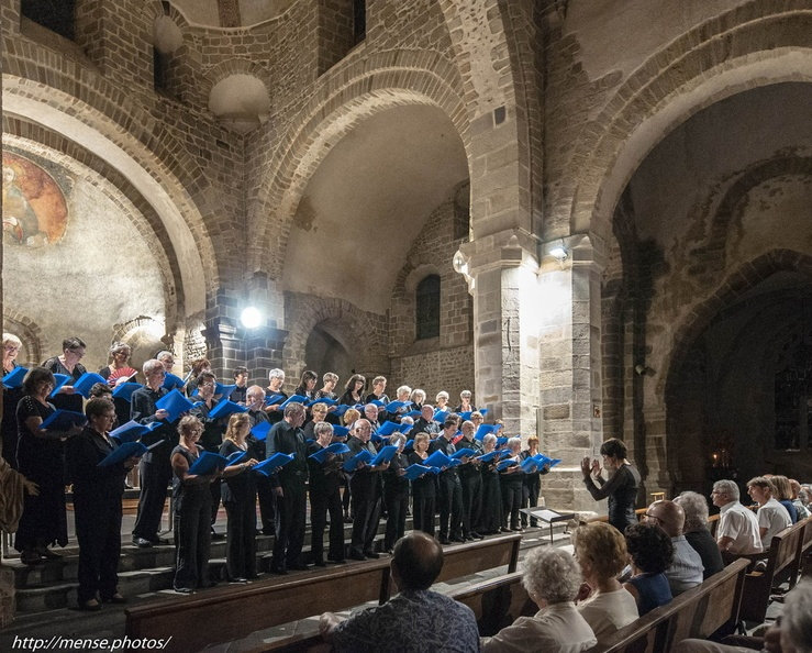 stage choral Rencontres Arioso