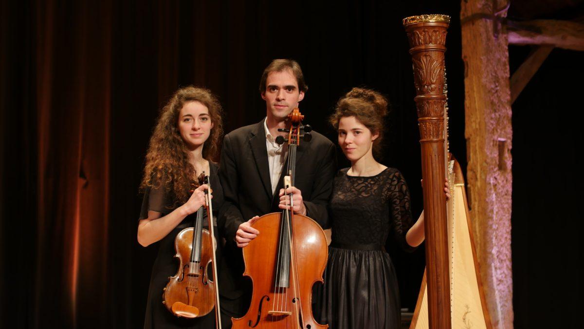 Les Nuits classiques de Thiers – Trio Jenlis