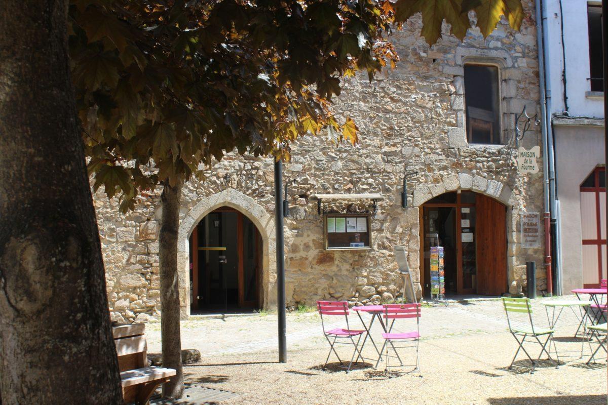Maison de la Fourme d'Ambert
