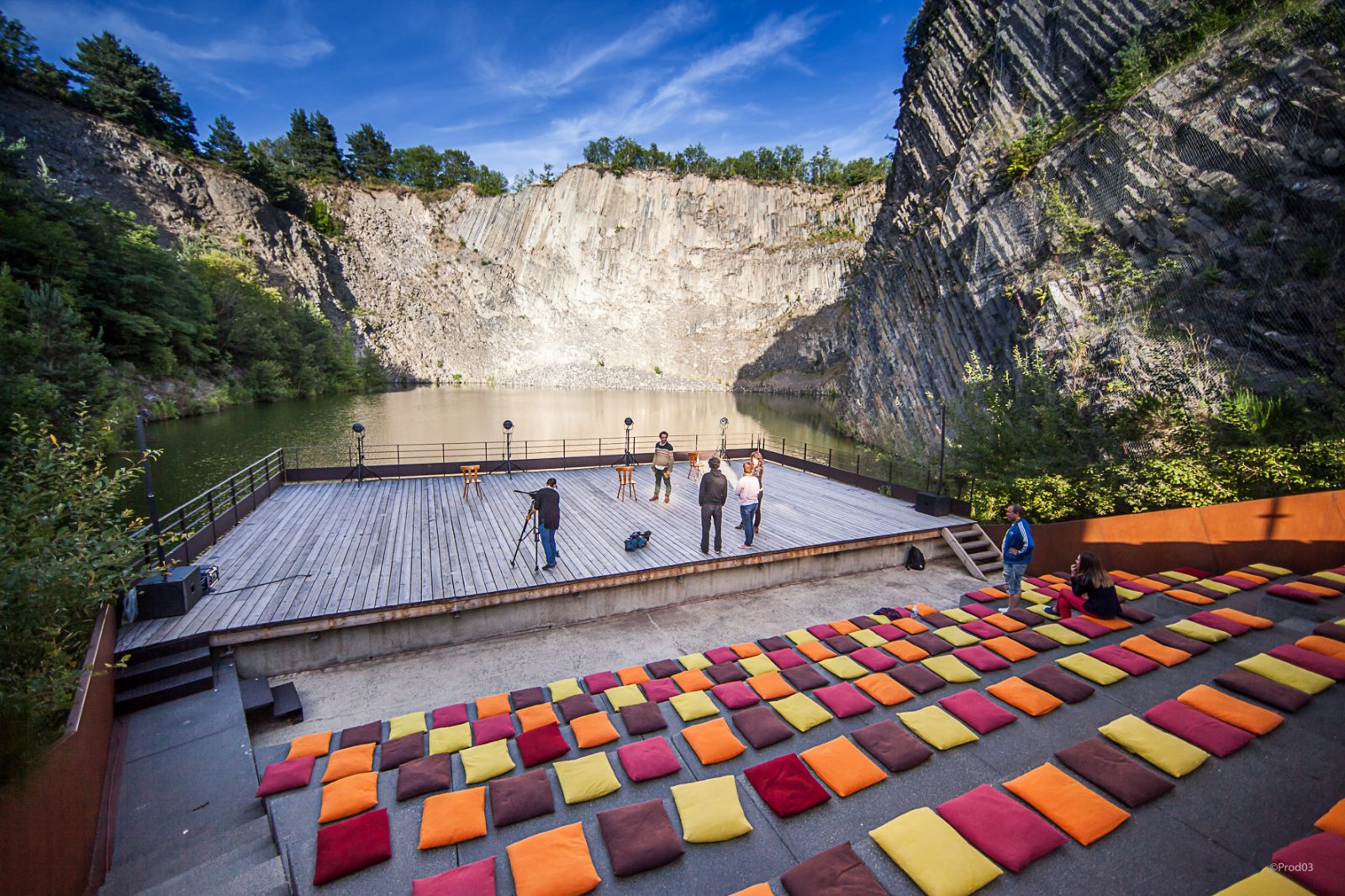 Soirée d'ouverture du Festival du Volcan du Montpeloux